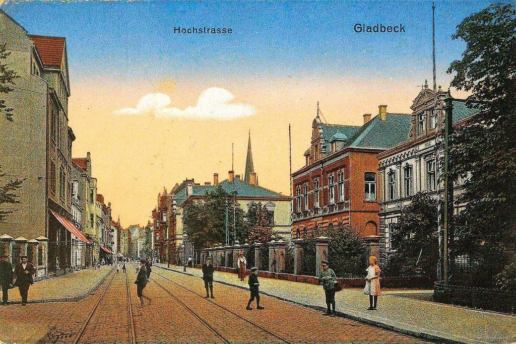 Rathaus-einst-Hochstraße