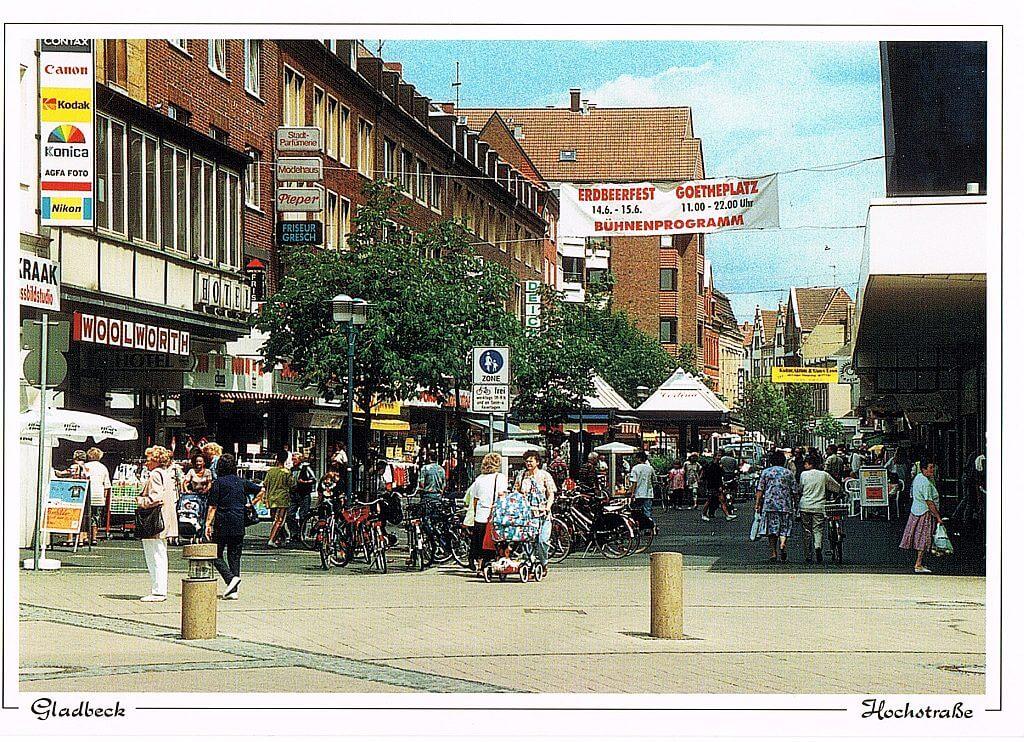 Hochstraße 1980