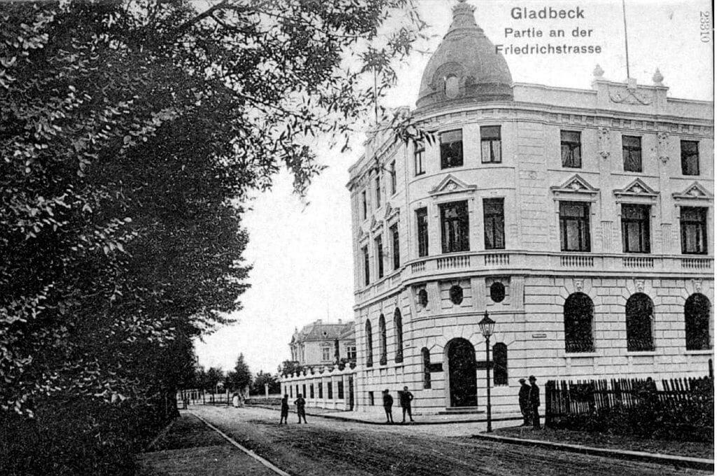 Gladbeck-einst-Bankhaus-Küster