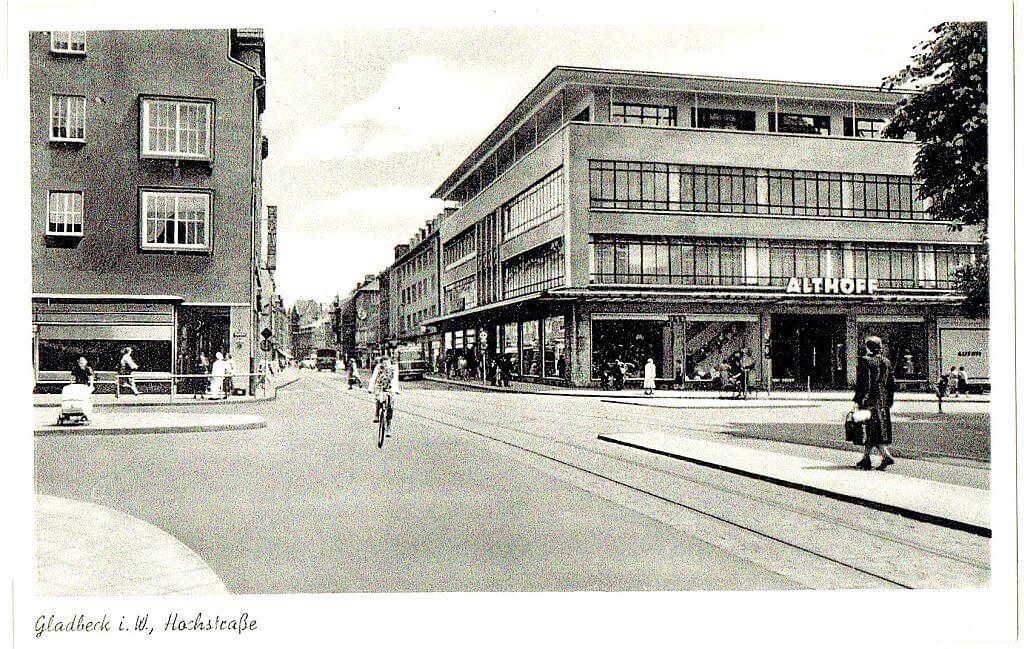Hochstraße-Althoff