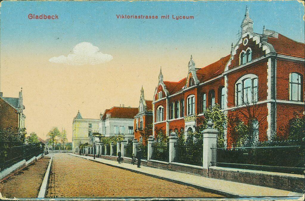 Gladbeck-einst-Lyzeum