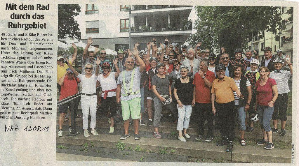 Presseschau 2019