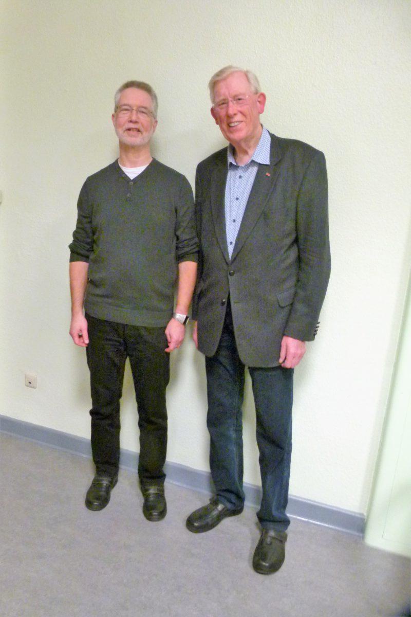 Fotogalerie neuer Vorstand