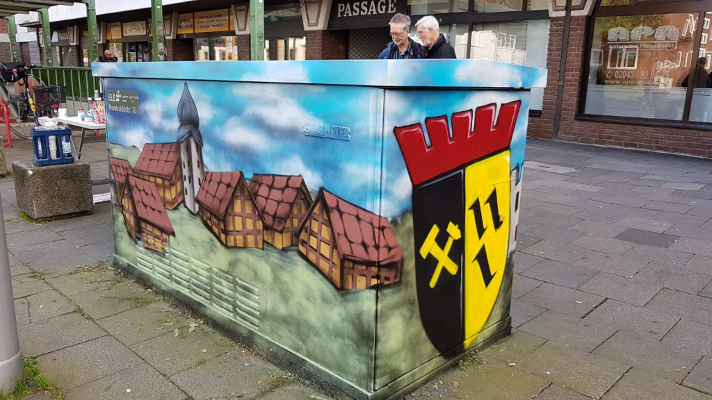 Fotogalerie Graffiti