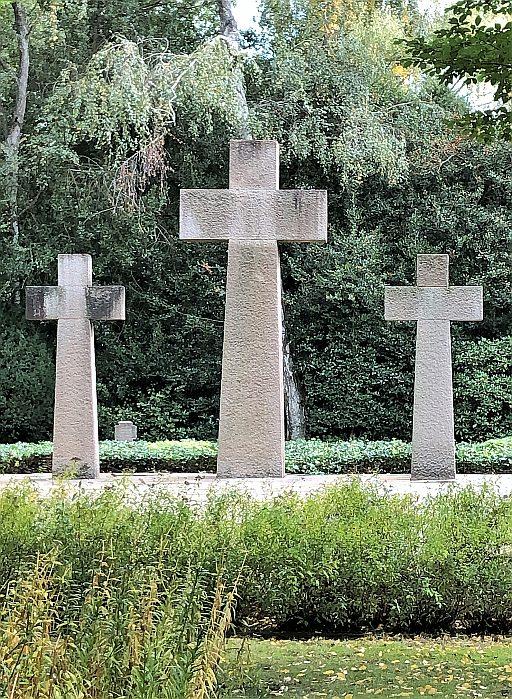 Gladbecker Friedhöfe Kriegsgräber