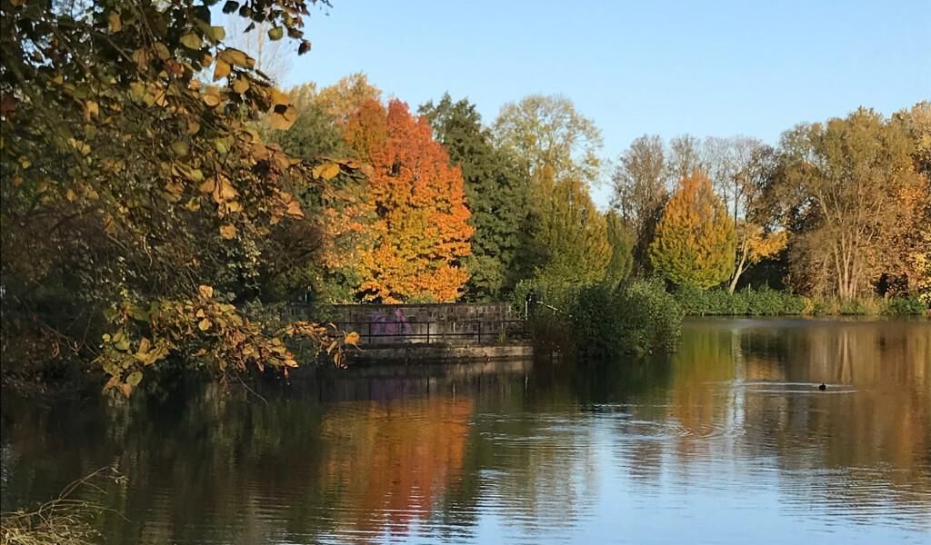 Öffentliche Parks Nordpark