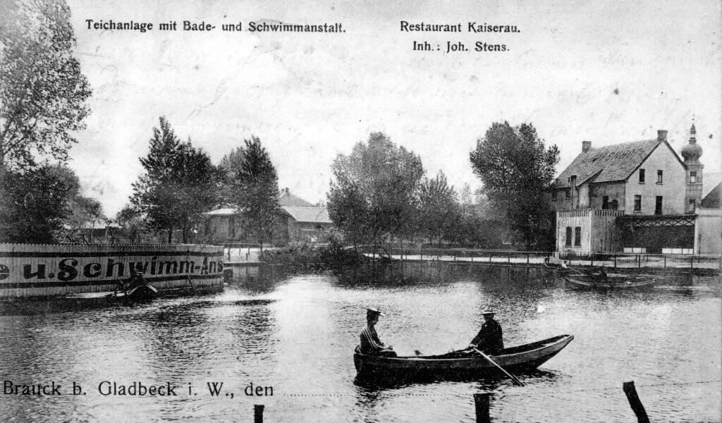 Öffentliche Parks Stensteich