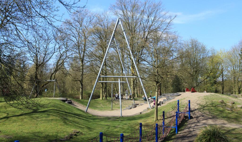 Öffentliche parks Wittringen