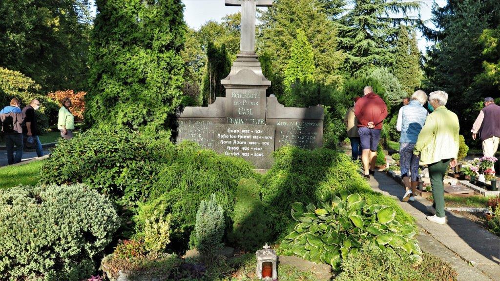 Fotogalerie Friedhof GlaMitte