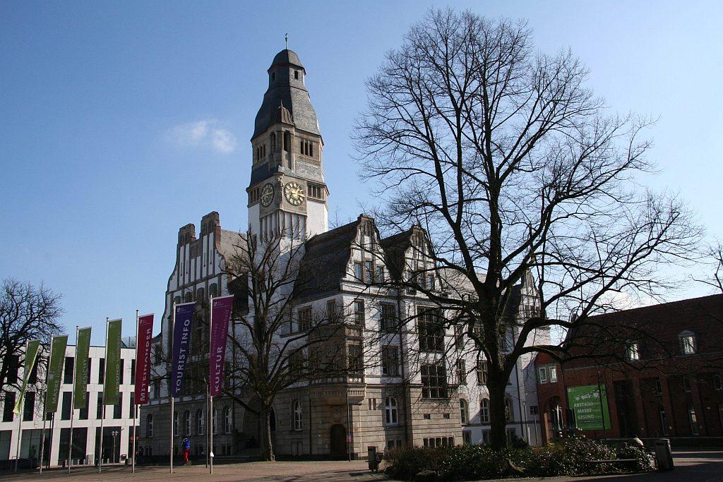 Stadtführungen - Rathaus