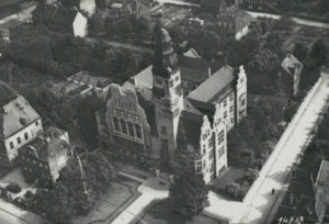 Rathaus um 1920